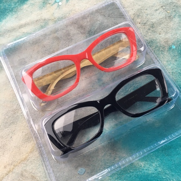 445c914698 Betsey Johns Readers Reading Glasses +2.0 Red